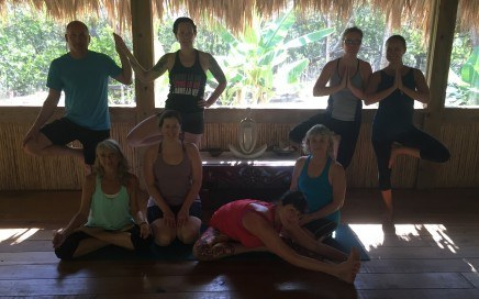 Roatan Yoga Retreat