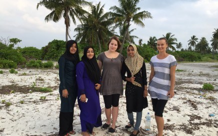 Volunteer Maldives