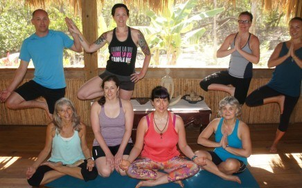 Yoga Retreat Honduras
