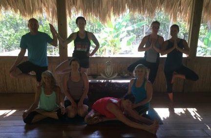Group Yoga Honduras