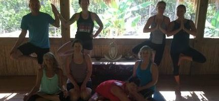 Group Yoga Honduras