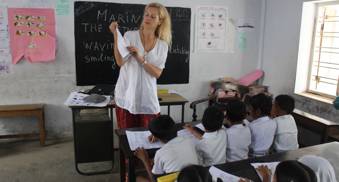 Teaching in Kerala