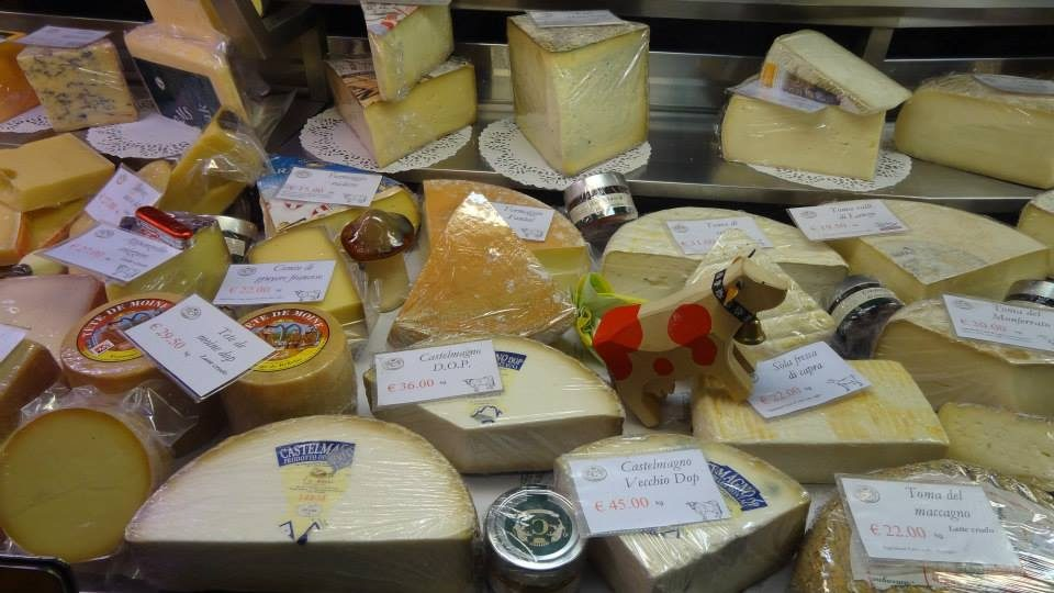 turin cheese tour