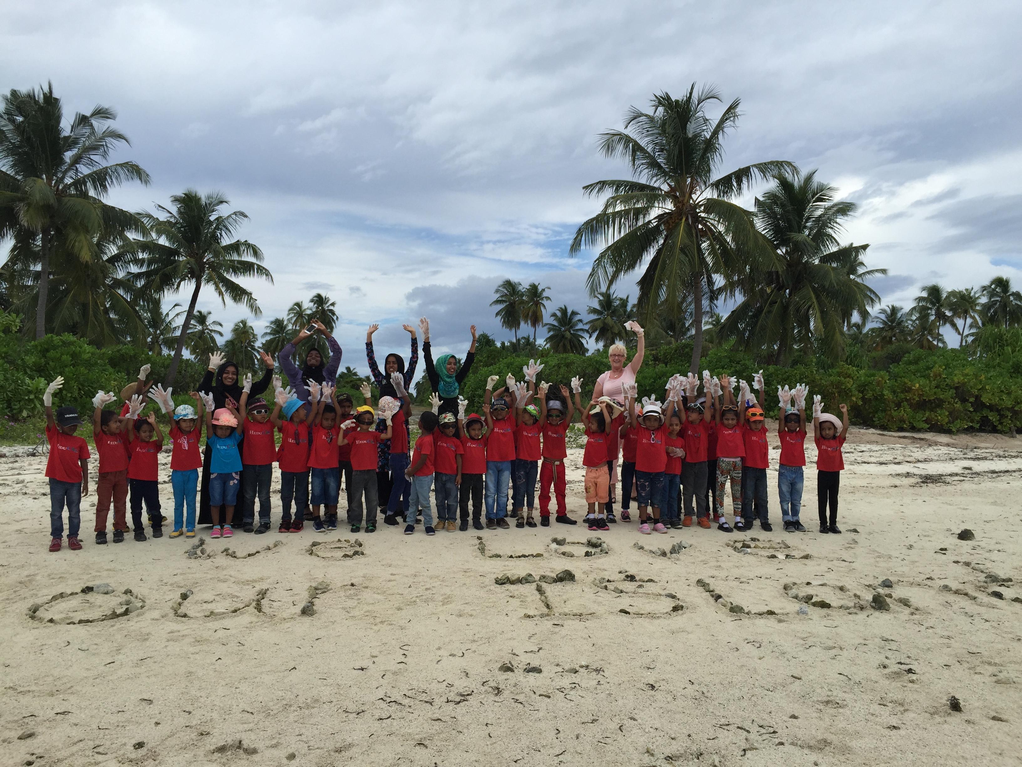 Maldives Volunteer