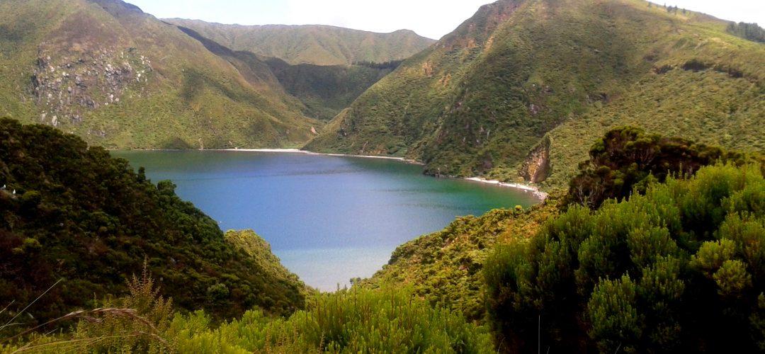 Togo Lake, Azores