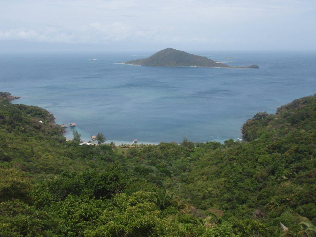 Cayos Cochinos Islands