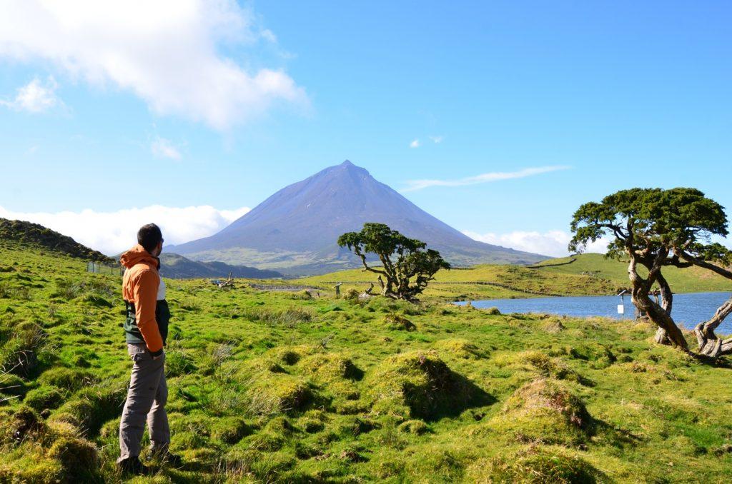 Azores Mt Pico