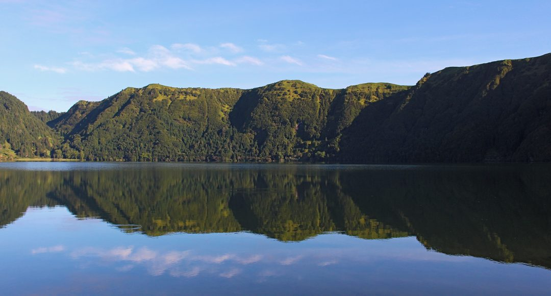 Azores Blue Lake