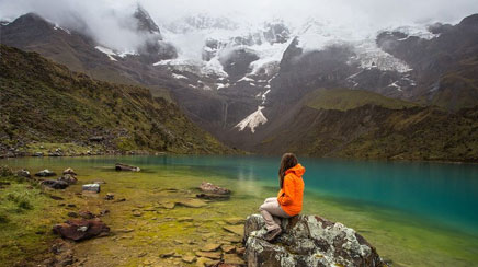 Salkantay Trek Peru Photo