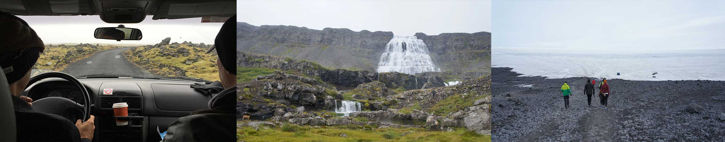 self guided day trips from reykjavik