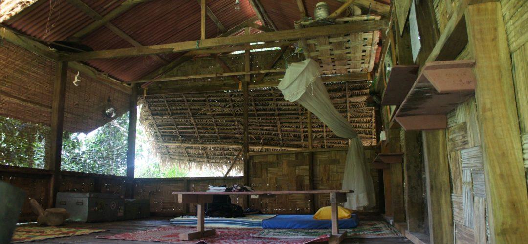 ANET cabin inside