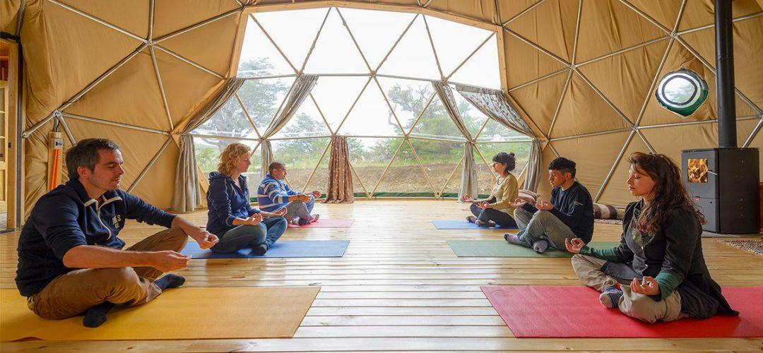 EcoCamp Patagonia Yoga