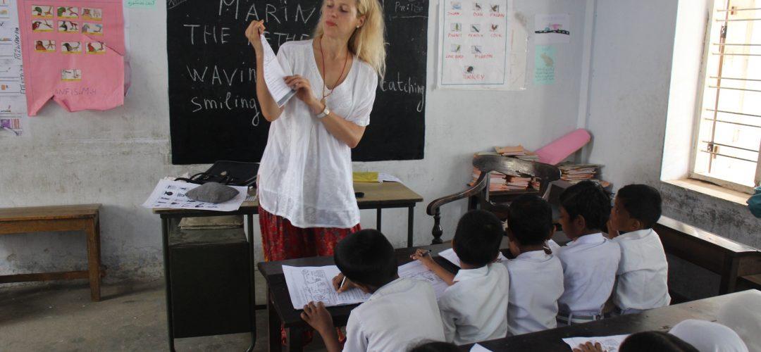 Teaching in Kerala