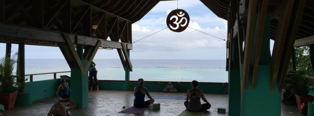 yoga retreat Roatan