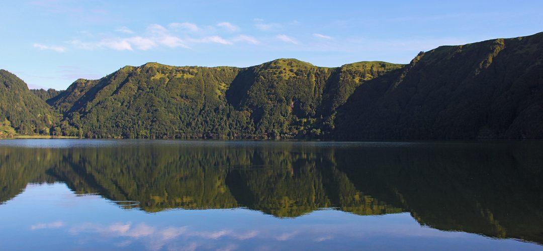 Azores Blue Lake