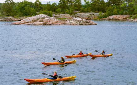 Self Guided Stockholm Archipelago