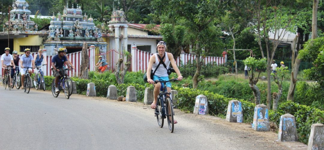 Sri Lanka Cycle Tour